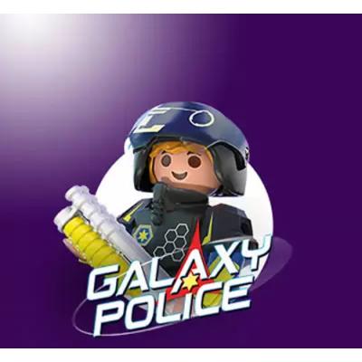 Playmobil Galaxy Police