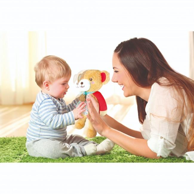 BABY CLEMENTONI ΧΝΟΥΔΩΤΟ ΑΡΚΟΥΔΑΚΙ