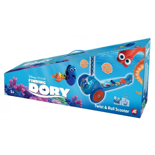 SCOOTER ΠΑΤΙΝΙ ΜΕ 2 ΡΟΔΕΣ ΜΠΡΟΣΤΑ DORY