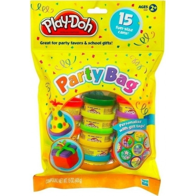 PLAY-DOH ΣΑΚΟΥΛΑΚΙ – COUNT BAG PARTY