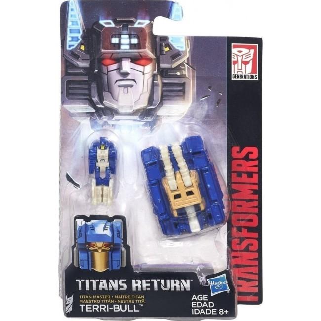 TRA GENERATIONS TITAN MASTER TITANS RETURN