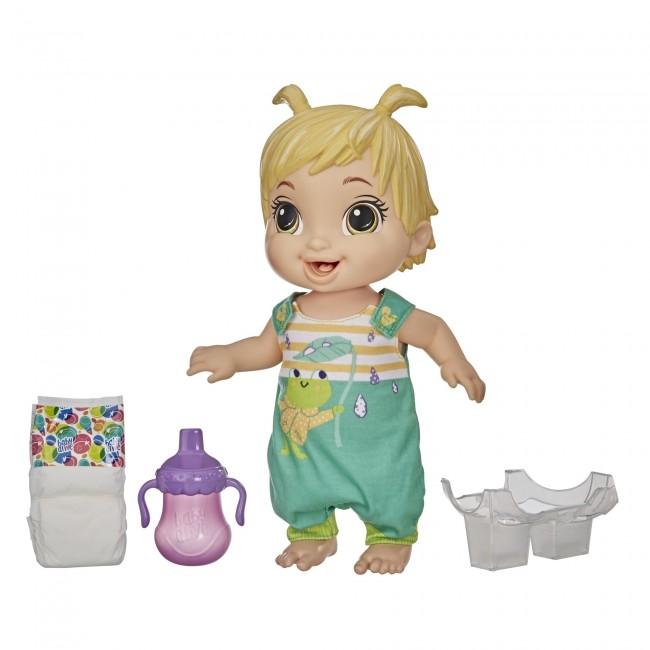 BABY ALIVE ΚΟΥΚΛΑ ΠΟΥ ΧΟΡΟΠΗΔΑΕΙ BOUNCE FROG