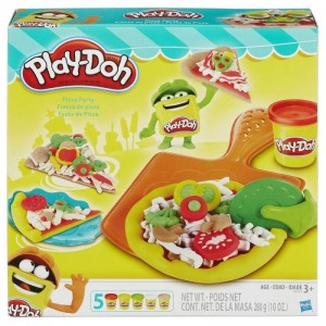 PLAY DOH PIZZA PARTY ΝΕΟ