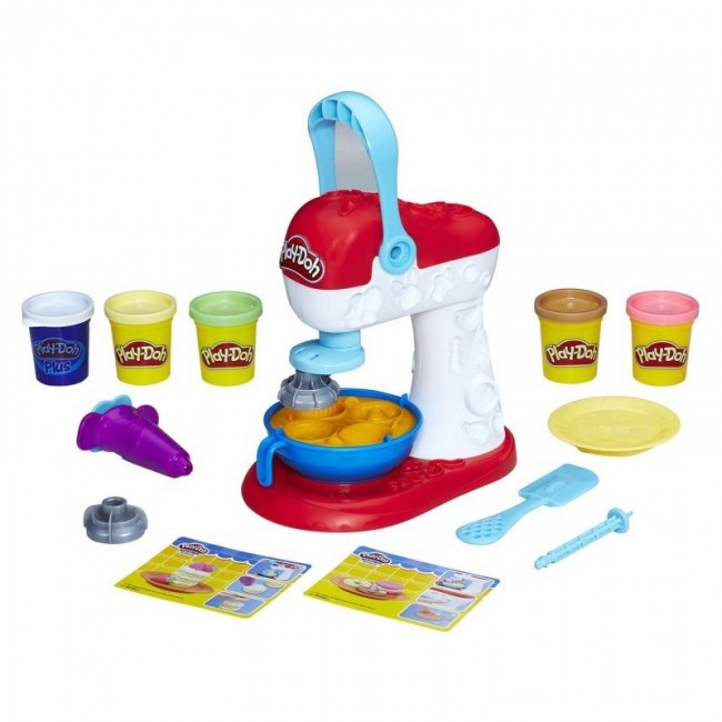 PLAY DOH SPINNING TREATS MIXER