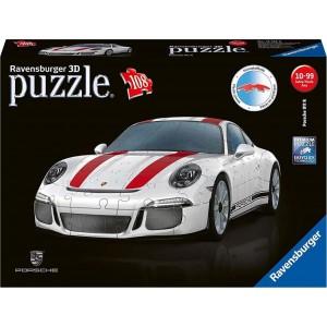 3D PUZZLE 108TMX PORSCHE 911R