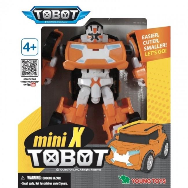 MINI TOBOT X ΠΟΡΤΟΚΑΛΙ