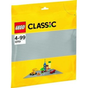 LEGO CLASSIC ΒΑΣΗ GRAY BASEPLATE