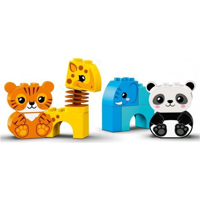 LEGO DUPLO ANIMAL TRAIN