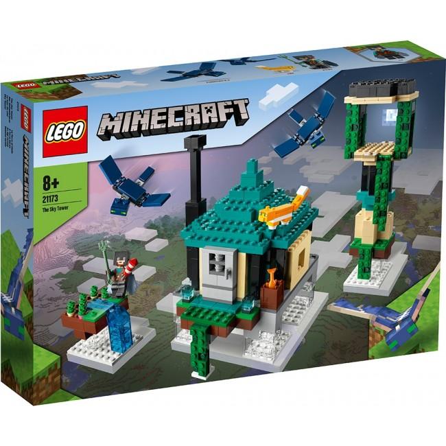 LEGO MINECRAFT THE SKY TOWER