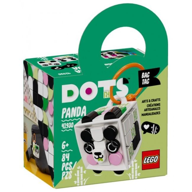 LEGO DOTS BAG TAG PANTA