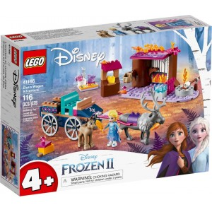 LEGO DISNEY ELSAS WAGON ADVENTURE