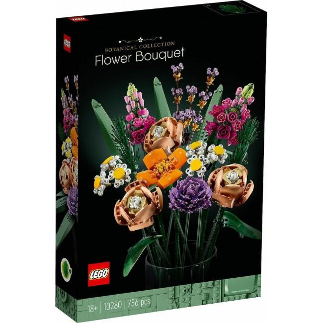 LEGO BOTANICAL COLLECTION FLOWER BOUQUET
