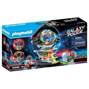 PLAYMOBIL GALAXY POLIICE SPACE ΘΗΣΑΥΡΟΦΥΛΑΚΙΟ