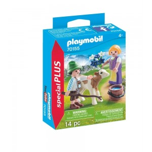 PLAYMOBIL SPECIAL PLUS ΠΑΙΔΑΚΙΑ ΜΕ ΜΟΣΧΑΡΑΚΙ