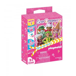 PLAYMOBIL SURPRISE BOX CANDY WORLD