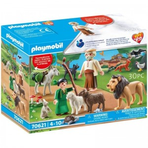 PLAYMOBIL PLAY AND GIVE ΟΙ ΜΥΘΟΙ ΤΟΥ ΑΙΣΩΠΟΥ