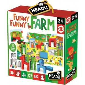 HEADU FUNNY FUNNY FARM