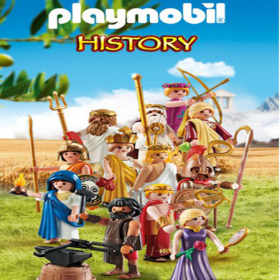 Playmobil HISTORY Ελληνική Μυθολογία