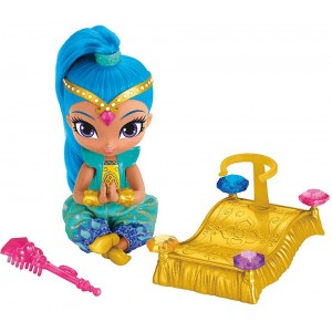 SHIMMER & SHINE DELUXE ΣΕΤ ΜΕ ΚΟΥΚΛΑ