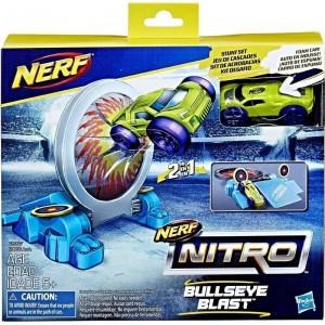 NERF NITRO FOAM CAR AST.