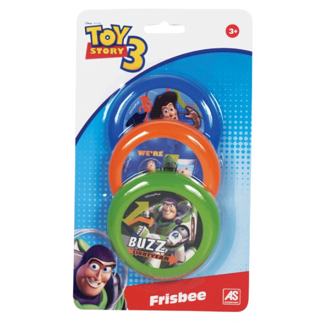 FRISBEE TOY STORY