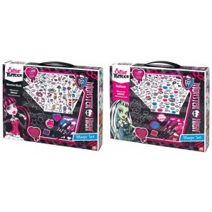 STAR TATTOOS SET MONSTER HIGH