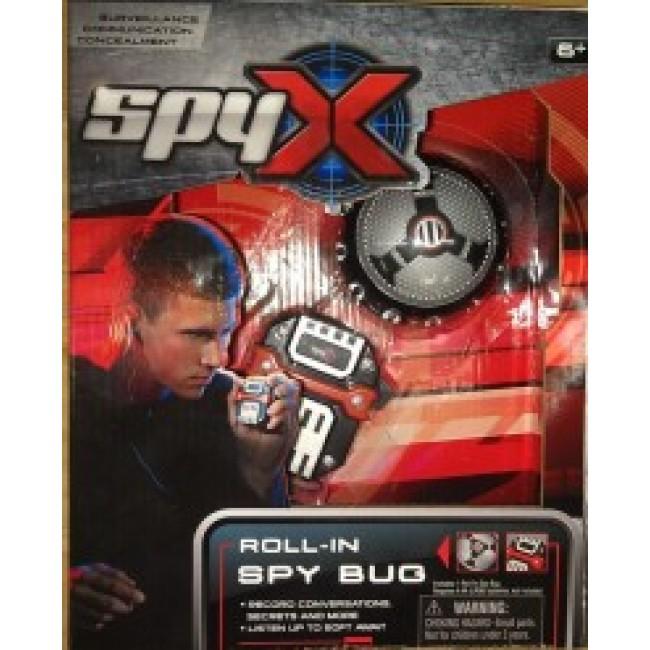 SPY X ROLL IN