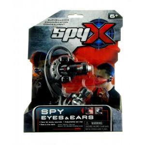SPY-X MICRO EYES AND EARS