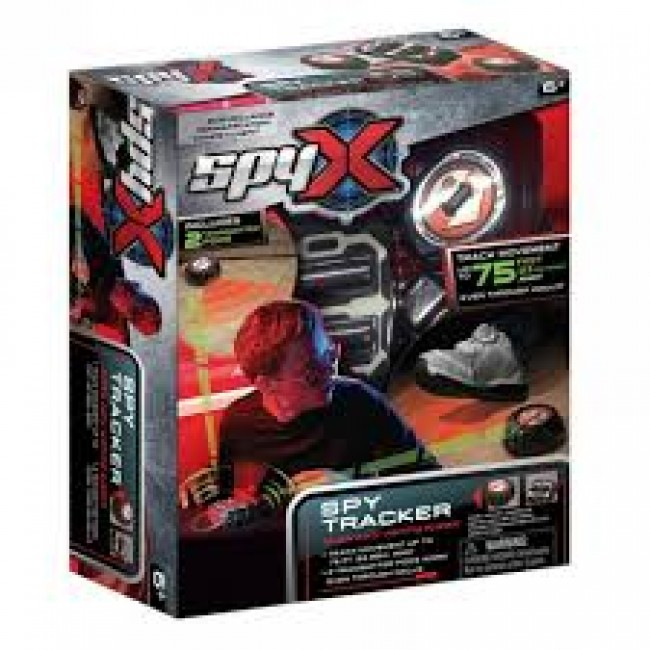 SPY X SPY TRACKER