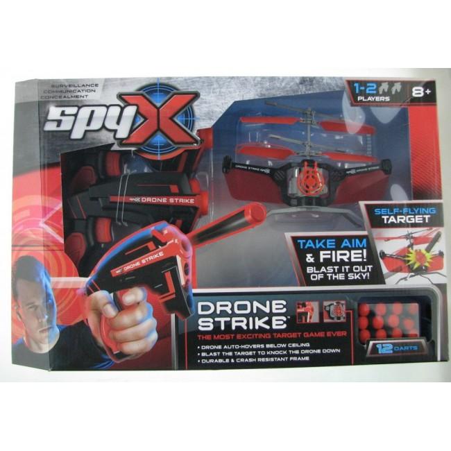 SPY X DRONE STRIKE