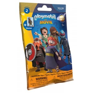 PLAYMOBIL THE MOVIE FIGURES ΣΕΙΡΑ 2