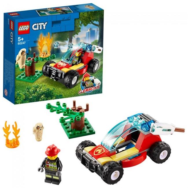 LEGO FOREST FIRE ΠΥΡΚΑΓΙΑ ΣΤΟ ΔΑΣΟΣ