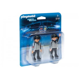 PLAYMOBIL DUO PACK ΔΙΑΙΤΗΤΕΣ ICE HOCKEY