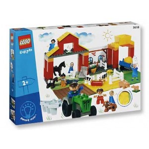 LEGO EXPLORE LOGIG ΜΕΓΑΛΟ ΣΕΤ 2+