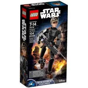LEGO STAR WARS SERGEANT LYN ERSO