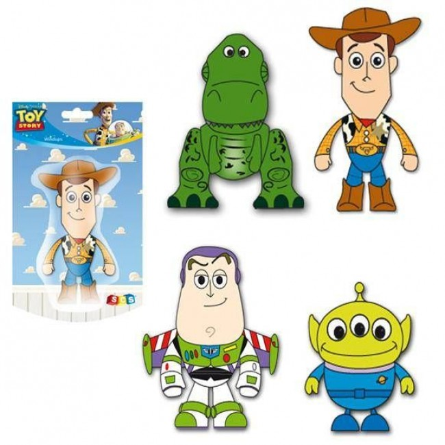TOY STORY ΚΟΥΡΔΙΣΤΟΙ ΗΡΩΕΣ