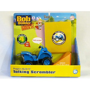 BOB THE BUILDER TALKING SCRAMBLER