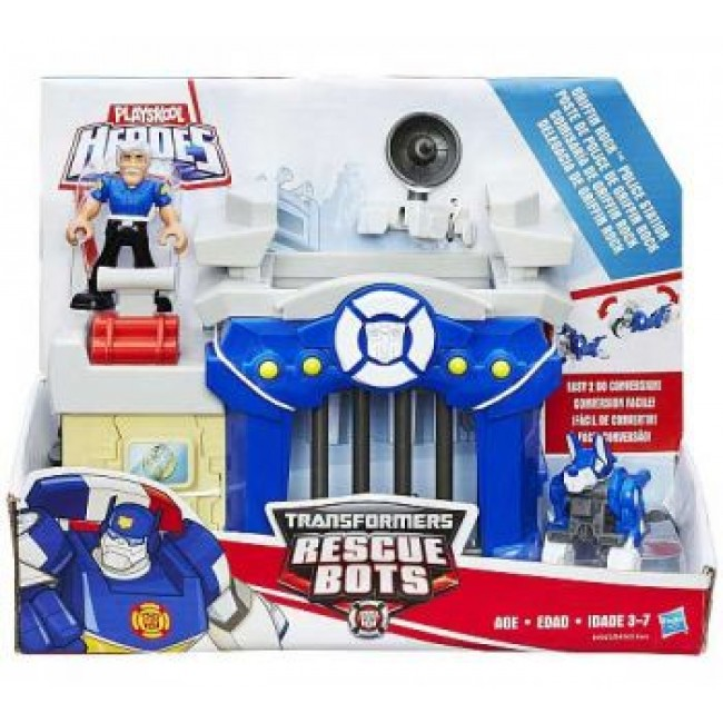 TRANSFORMERS RESCUE BOTS HEROES