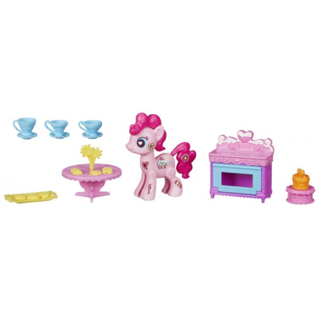 PONY POP STORY PACK ASST