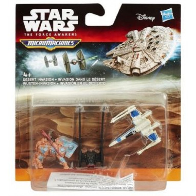 STAR WARS MICROMACHINES ΦΙΓΟΥΡΕΣ