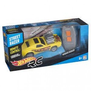 HOT WHEELS STREET RACER RODGER DODGER
