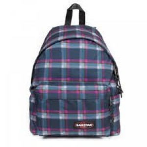 EASTPAK PADDED CHECKED PINK ΣΤΑΓΟΝΑ ΣΑΚΙΔΙΟ