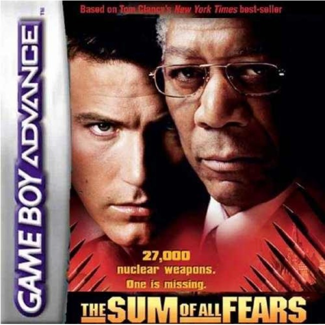 GBA THE SUM OF ALL FEARS