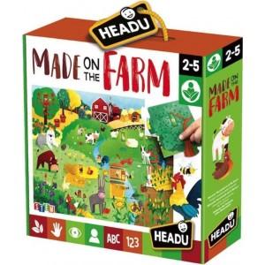 HEADU MADE ON THE FARM
