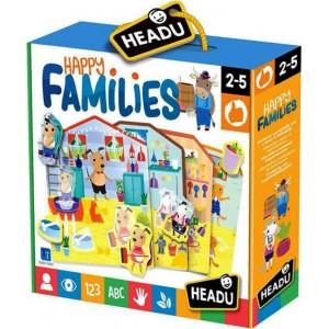 HEADU HAPPY FAMILIES