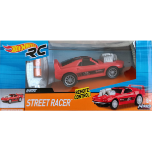 HOT WHEELS STREET RACER RIVITED