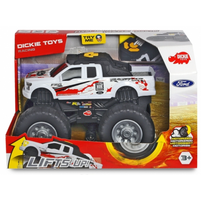 DICKIE ΟΧΗΜΑ FORD RAPTOR-WHEELIE RAIDER