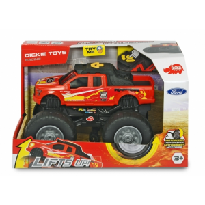 DICKIE ΟΧΗΜΑ FORD RAPTOR-WHEELIE RAIDERS