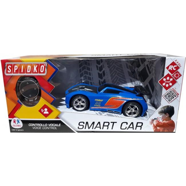 ΤΗΛΕΚΑΤΕΥΘΥΝΟΜΕΝΟ CARS ΚΟΚΚΙΝΟ SPIDKO SMART CAR