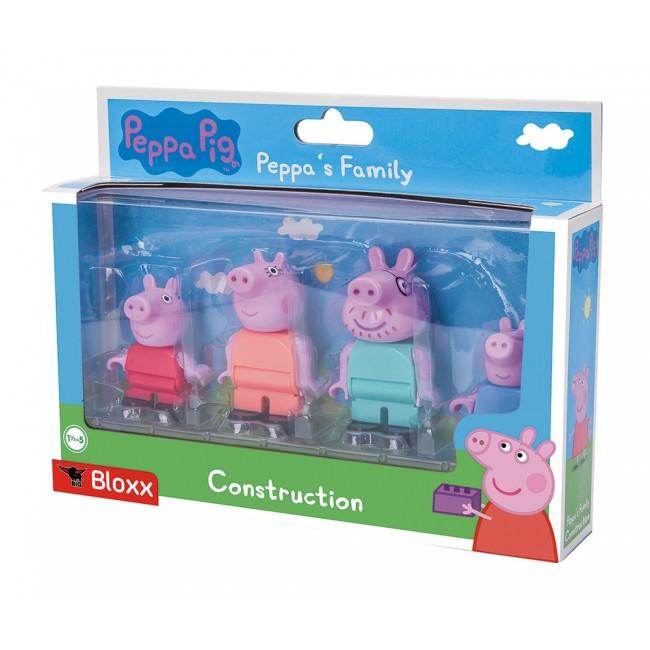 PEPPA PIG PLAY BIG BLOXX PEPPAS FAMILY